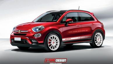 Fiat podría dar luz verde a la producción del Abarth 500X