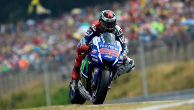 Carrera MotoGP Brno 2015: Lorenzo asalta el liderato