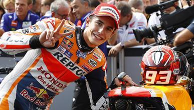 Marc Márquez seguirá apretando tras el GP de Brno 2015