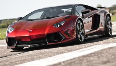 A la venta un Lamborghini Aventador preparado por Mansory