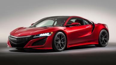 Honda retrasa el lanzamiento del NSX