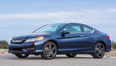 Honda Accord Coupe 2016