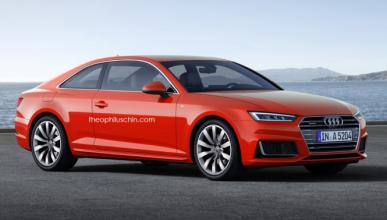 Audi A5 2017 Theophilus Chin