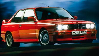 01 BMW M3 Evolution