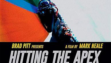 'Hitting the Apex', la película de MotoGP con Brad Pitt