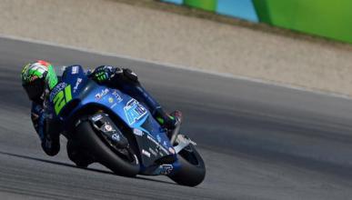 Moto2: Franco Morbidelli se fractura la tibia y el peroné