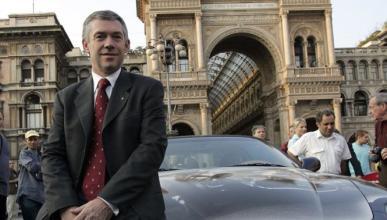El expresidente de Ford trabaja en un coche eléctrico