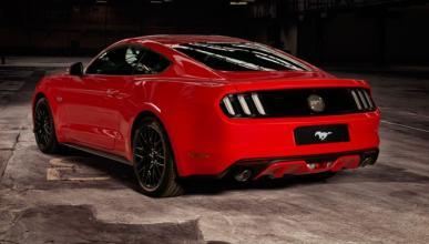 Europa compra el Mustang más al 'estilo americano' que EEUU