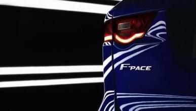 El Jaguar F-Pace será el primero de una familia de SUV