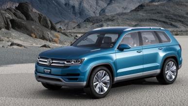 Volkswagen prepara nuevo un SUV en China