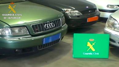 Cae una red por defraudar el IVA de vehículos de lujo