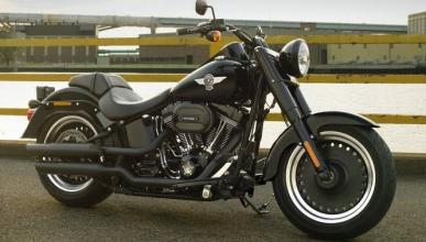 Harley-Davidson Fat Boy S, 'mala' hasta los huesos
