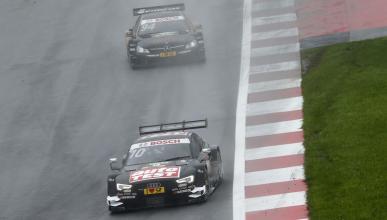 DTM 2015: sanción a Audi por el incidente de Austria