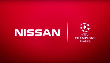 Nissan vuelve a ser patrocinador de la Champions League