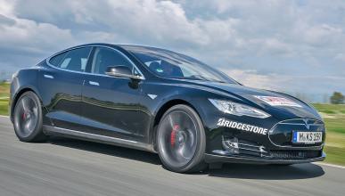 Tesla Model S P85D: máxima puntuación de la historia