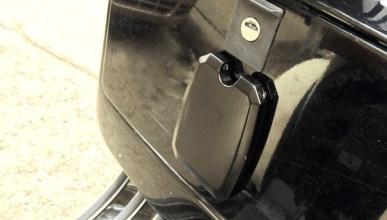 D Shield es una alarma de moto anti-golpes
