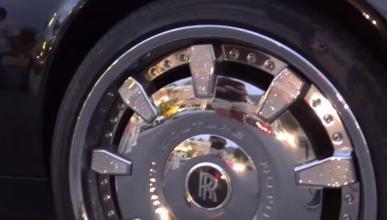 Rolls-Royce con llantas de Swarovski: ¿lujo u horterada?