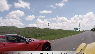 Viper contra Corvette: un duelo 'made in América'