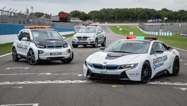 El BMW i8 continuará siendo el safety car de la Fórmula E
