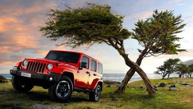 Jeep Wrangler 2018, ¡pillamos a la mula!