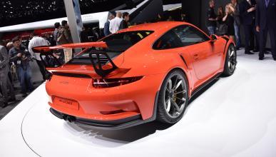 ¿Por qué se han cargado el alerón de este Porsche 911 GT3?