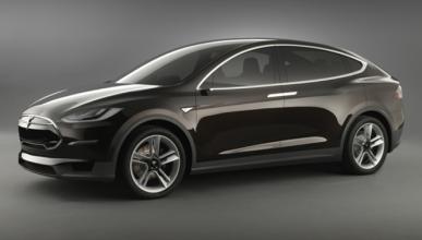 Los compradores del Tesla X pueden configurar su coche