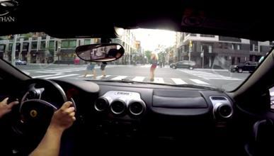 Vídeo: ¿no te gusta mi Ferrari?