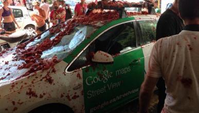 Las 5 mejores bromas que le han gastado al coche de Google
