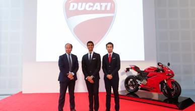 Ducati quiere comerse el mercado chino de la mano de Audi