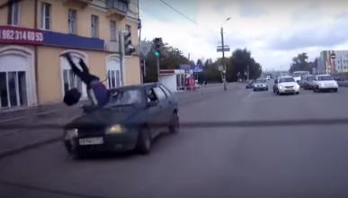 Ten mucho cuidado si cruzas en Rusia