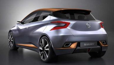 ¿Qué es este prototipo cazado: Renault o Nissan?