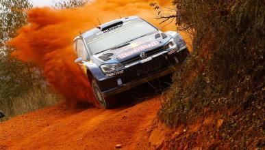 WRC 2015, Rally de Australia: previo, tramos y horarios