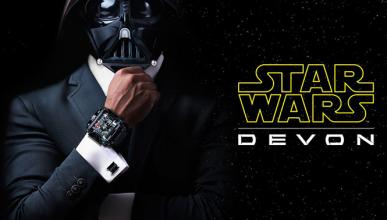 Devon Works Darth Vader