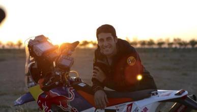 Armand Monleón ganador del Rally de la Seda en China