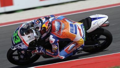 Clasificación Moto3 Misano 2015: Bastianini logra la pole
