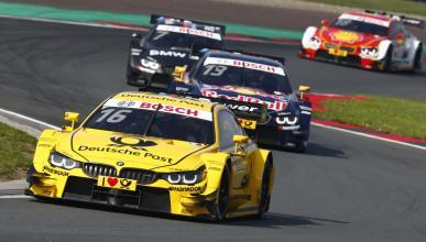 DTM 2015, Oschersleben 1: Glock gana en el día de BMW