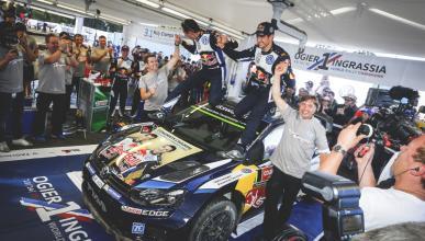 WRC 2015, Rally Australia: Ogier se proclama tricampeón