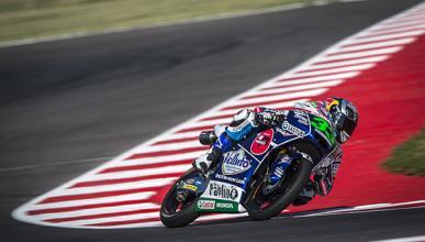 Carrera Moto3 Misano 2015: primera victoria de Bastianini