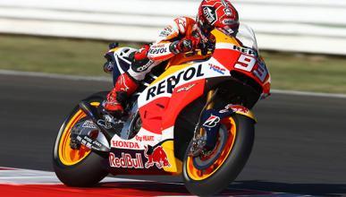 Carrera MotoGP Misano 2015: Márquez reina en la locura