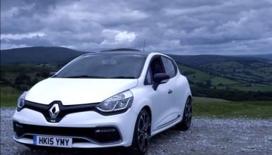 Renault Clio RS 220 Trophy: en vídeo, exprimido por XCAR