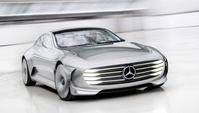 Mercedes Concept IAA delantera
