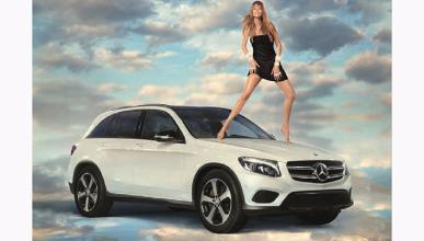 Doutzen Kroes y Mercedes-Benz