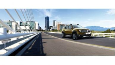 Dacia Duster 2016 frontal