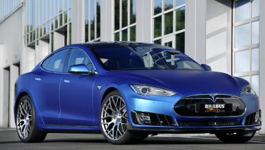 Tesla Model S de Brabus
