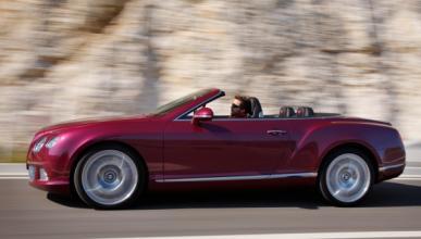 El Bentley Continental GTC se convierte en calabaza