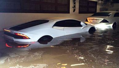 La peor forma de estrenar un Lamborghini Huracán