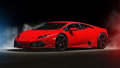 La sorpresa de Lamborghini
