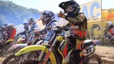 Cuidado con el motocross, puede tener efectos secundarios!