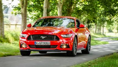 Ford Performance: el Ford Mustang llega para 'poner orden'