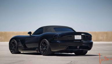 Dodge Viper SRT-10 tres cuartos traseros